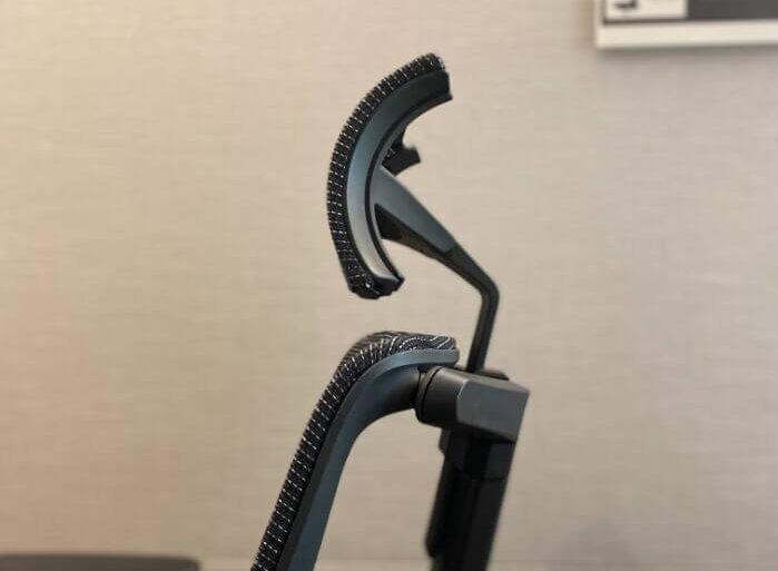 サリダ椅子のヘッドレスト